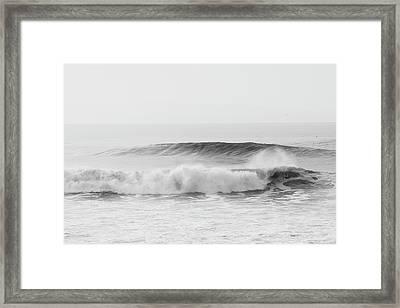 Razor's Edge Framed Print