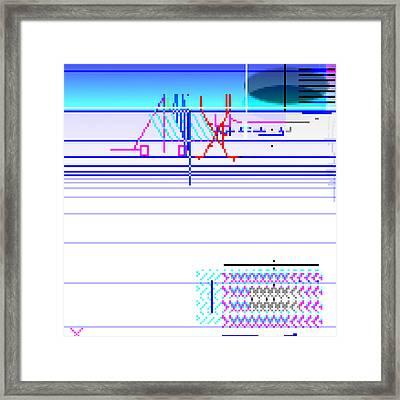 Rbutmxqv Framed Print by Qq Qqq