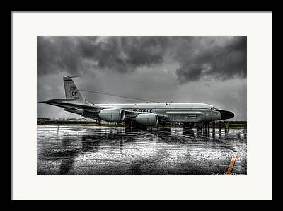Airpower Framed Prints