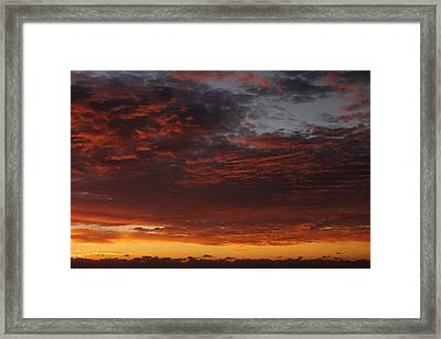 Reach For The Sky 12 Framed Print by Mike McGlothlen