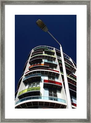 Reach For The Sky Framed Print by Jez C Self