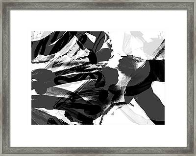 Reach Framed Print
