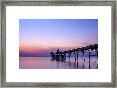 Reaching Afar Framed Print