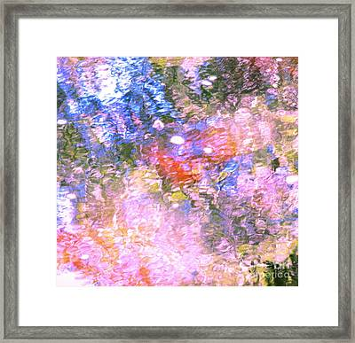 Reaching Angels   Framed Print