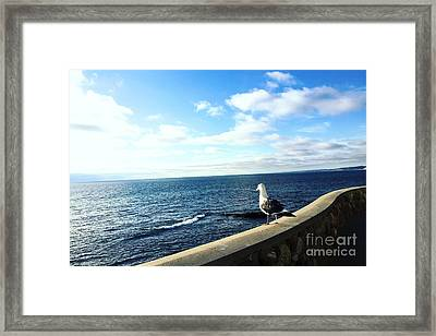 Limitless Framed Print by Anh Nguyen