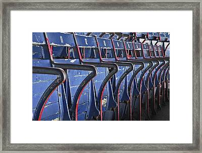 Ready For Red Sox Framed Print