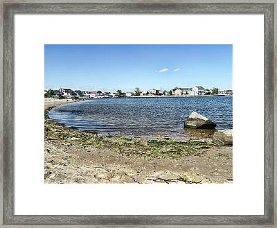 Ready For Summer Framed Print by Mikki Cucuzzo