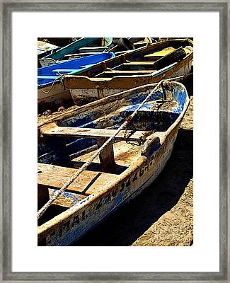 Ready For Work Framed Print by Mexicolors Art Photography