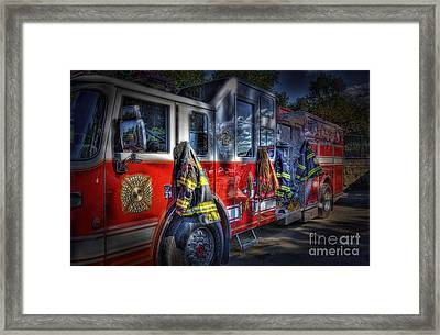 Ready To Roll Framed Print by Arnie Goldstein