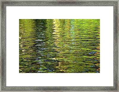 Framed Print featuring the photograph Reams Of Light by Lynda Lehmann