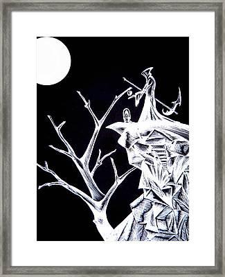 Reap Framed Print