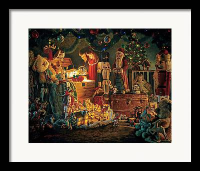 Christ Child Framed Prints