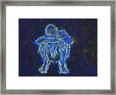 Reason N Rhyme Framed Print by Samir Patel