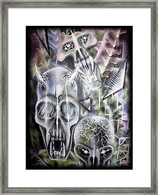 reawakening II Framed Print by Leigh Odom