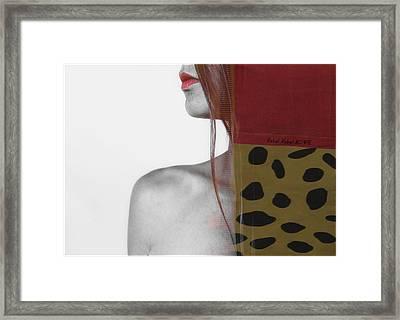 Rebel Rebel Framed Print by Paul Lovering