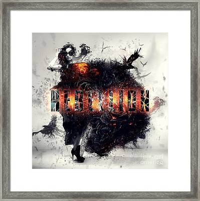 Rebellion Framed Print