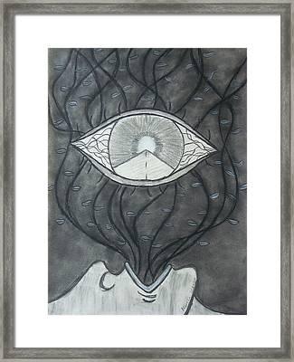 Rebirth Framed Print by Marsha Ferguson