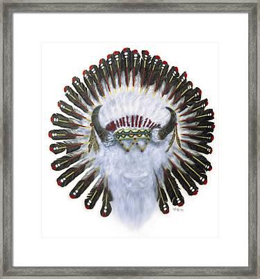 Rebirth Of Spirit Framed Print