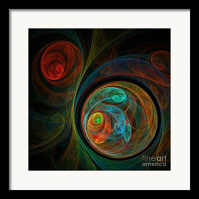 Color Image Framed Prints