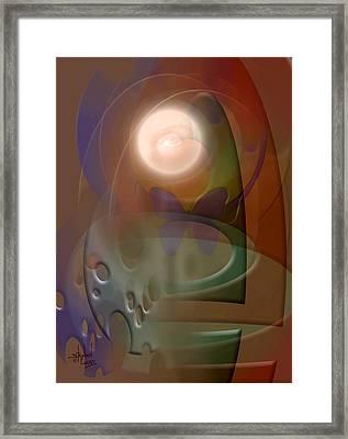 Rebirth Framed Print by Stephen Lucas
