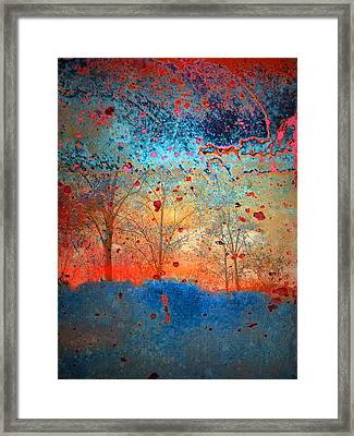 Rebirth Framed Print by Tara Turner