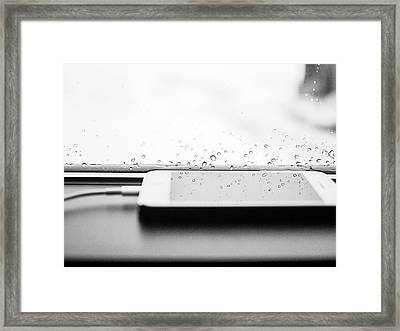 Recharge Framed Print by Jon Woodhams