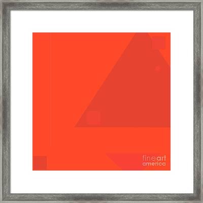 Recipe Framed Print