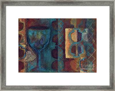 Reciprocation Framed Print