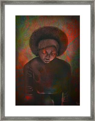 Reciprocity 3 Framed Print