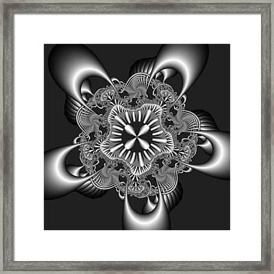 Recomizing Framed Print