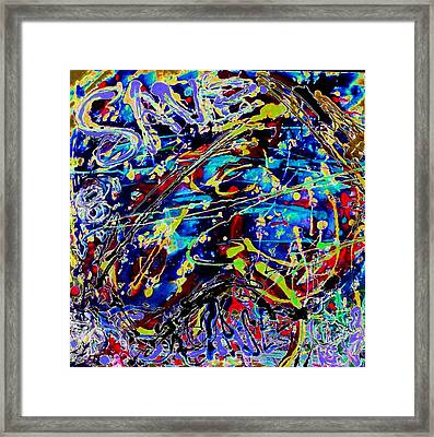 Reconnect Framed Print