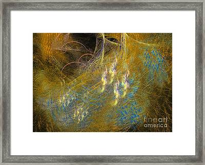 Recovering Framed Print by Sipo Liimatainen