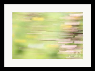 Abstract Movement Photographs Framed Prints