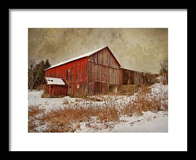 Marshall Fields Framed Prints