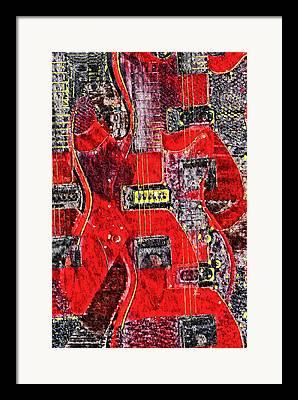 J5 Framed Prints