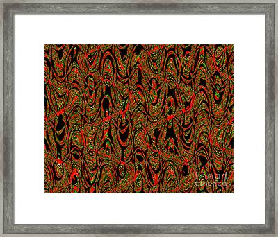 Red Hot Chilli Peppers Framed Print