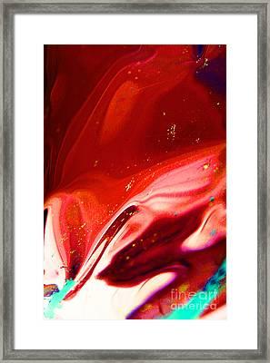 Red River Framed Print by Vadim Grabbe
