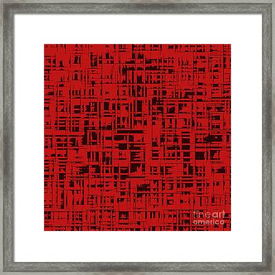 Red Square Oct31201 Framed Print by Igor Kislev