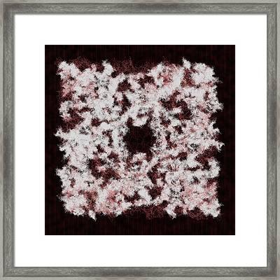 Red.221 Framed Print