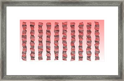 Red.344 Framed Print by Gareth Lewis
