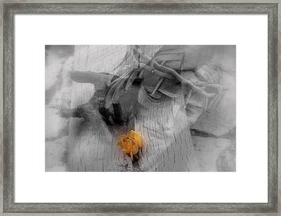 Redemption.. Framed Print