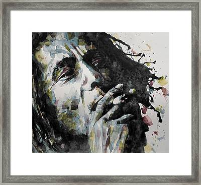 Redemption  Framed Print by Paul Lovering