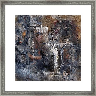 Redemption Framed Print by Suzanne Kfoury