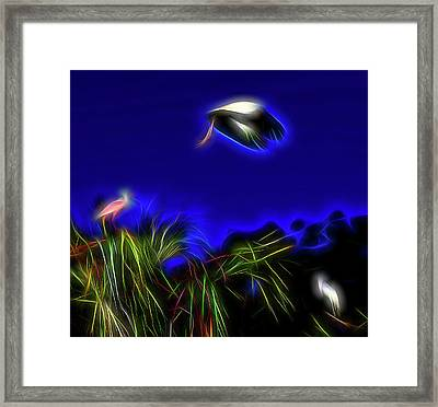 Redemption Framed Print by William Horden