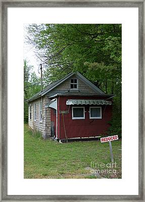 Reduced Framed Print by Skip Willits