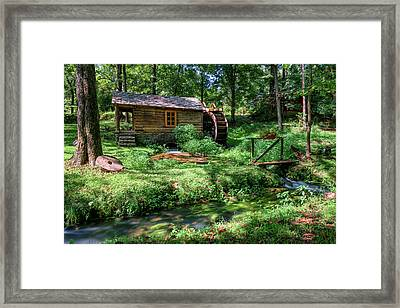 Reed's Mill Framed Print