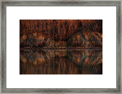 Reflect Framed Print