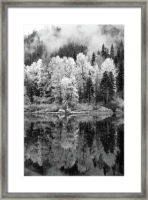 Reflected Glories Framed Print