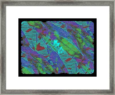 Reflecting Pool 2 Framed Print