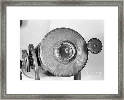 Reflecting Telescope, Pre.1835 Framed Print by Wellcome Images